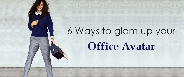 6 Ways to glam up your Office Avatar