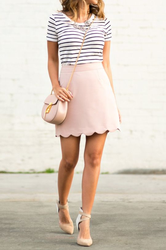 how to wear short skirt ciceroni this summer
