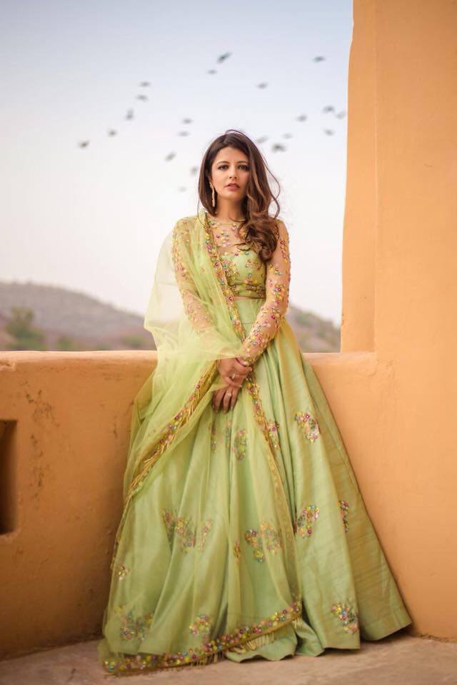 atosa summer wedding lehenga