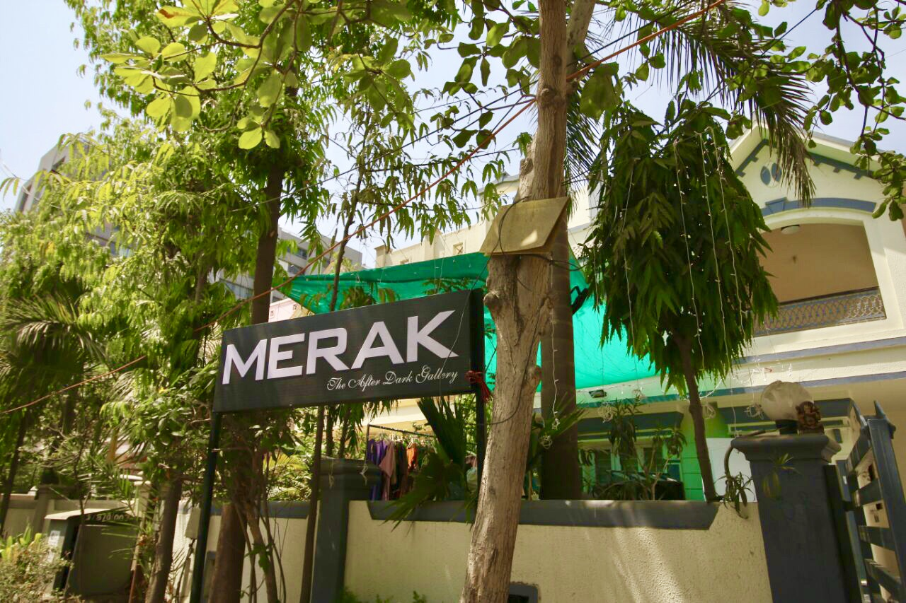 merak exhibition gallery in ahmedabad