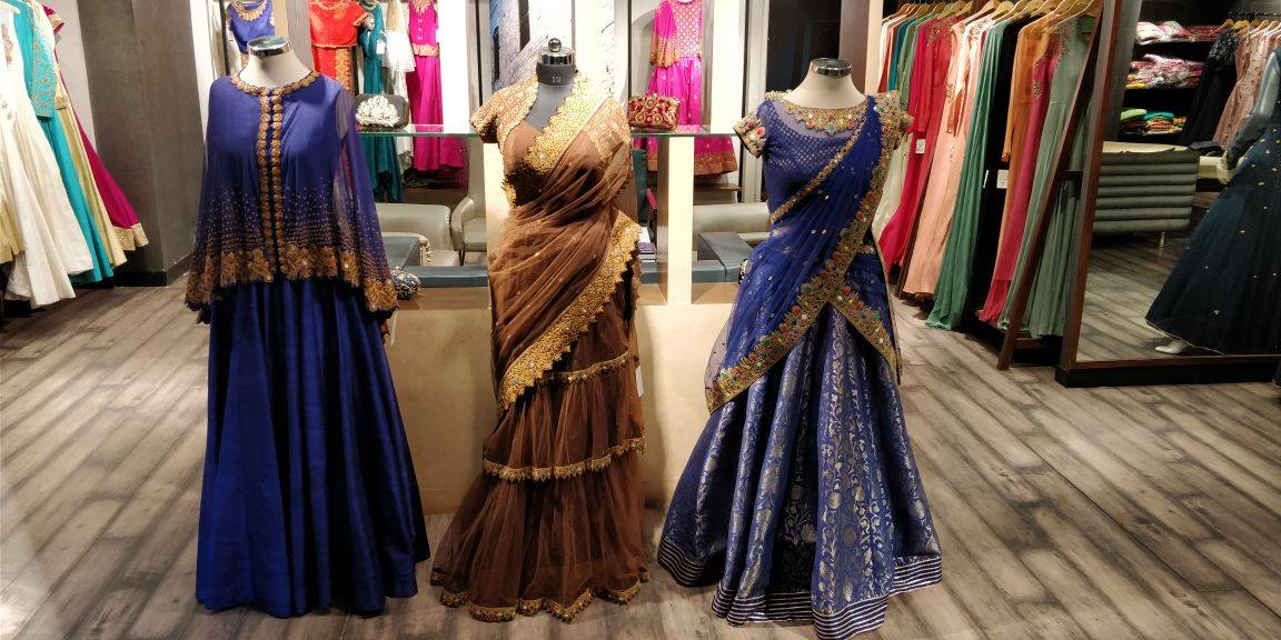 saree lehengas at twt