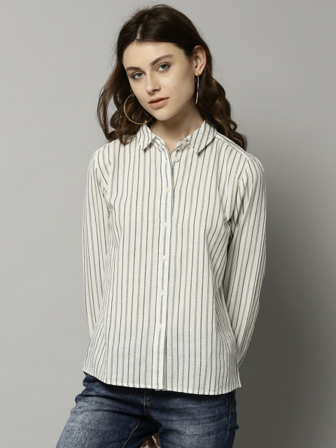 simple shirt and jeans womens wear by marks and spencer