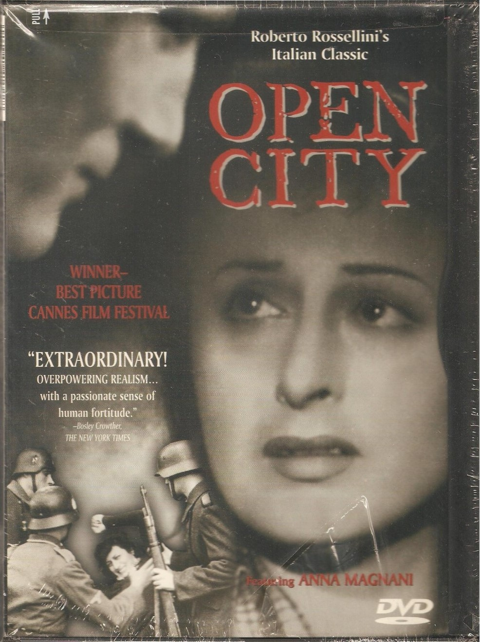 Selected movies, Open City, 1946, first Cannes film festival, history of Cannes, Film or fashion