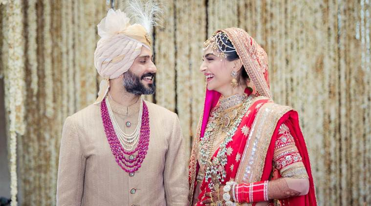Fashion Queen of India Sonam Kapoor's Wedding Diary