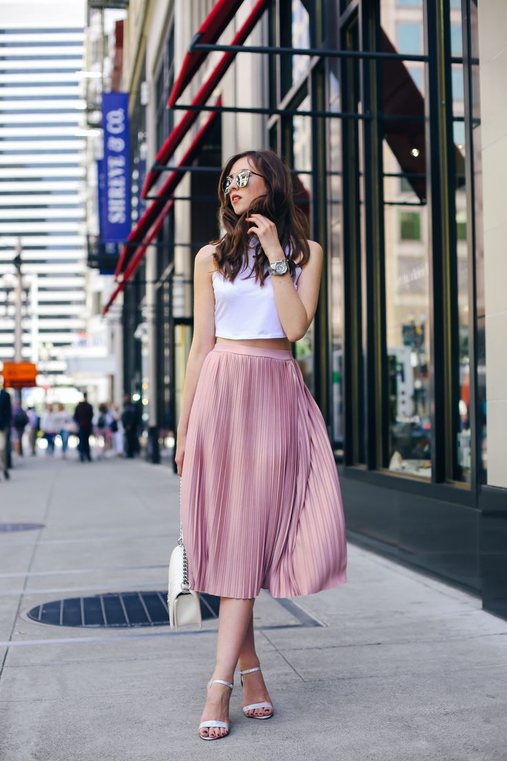 Pleated Skirts, Shopping in Ahmedabad, Fresher's fashion, fashion and lifestyle, fashion trends in Ahmedabad