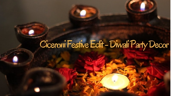 Ciceroni Festive Edit – Diwali Party Decor
