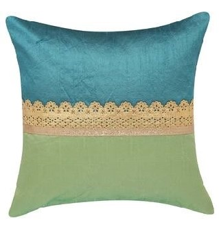 IVY, Square Lace Cushion Cover, shoppers stop