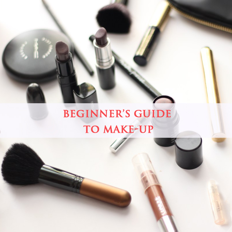 10 Make-up Essentials for Beginners