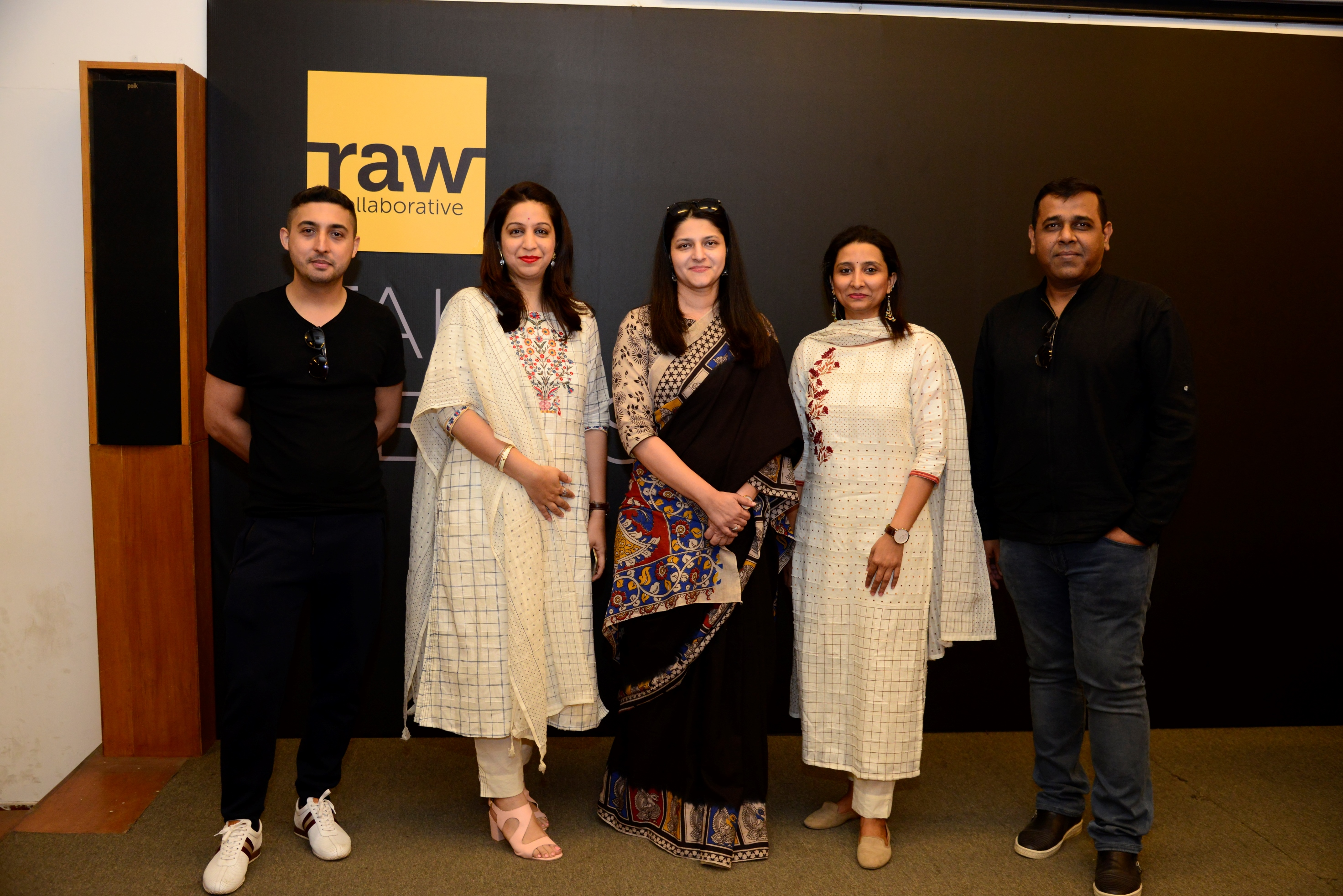 Raw Collaborative - Where Design meets Indian Craftmanship