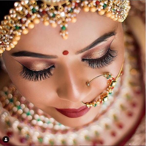 Top 12 Bridal makeup artists to look out for in Ahmedabad