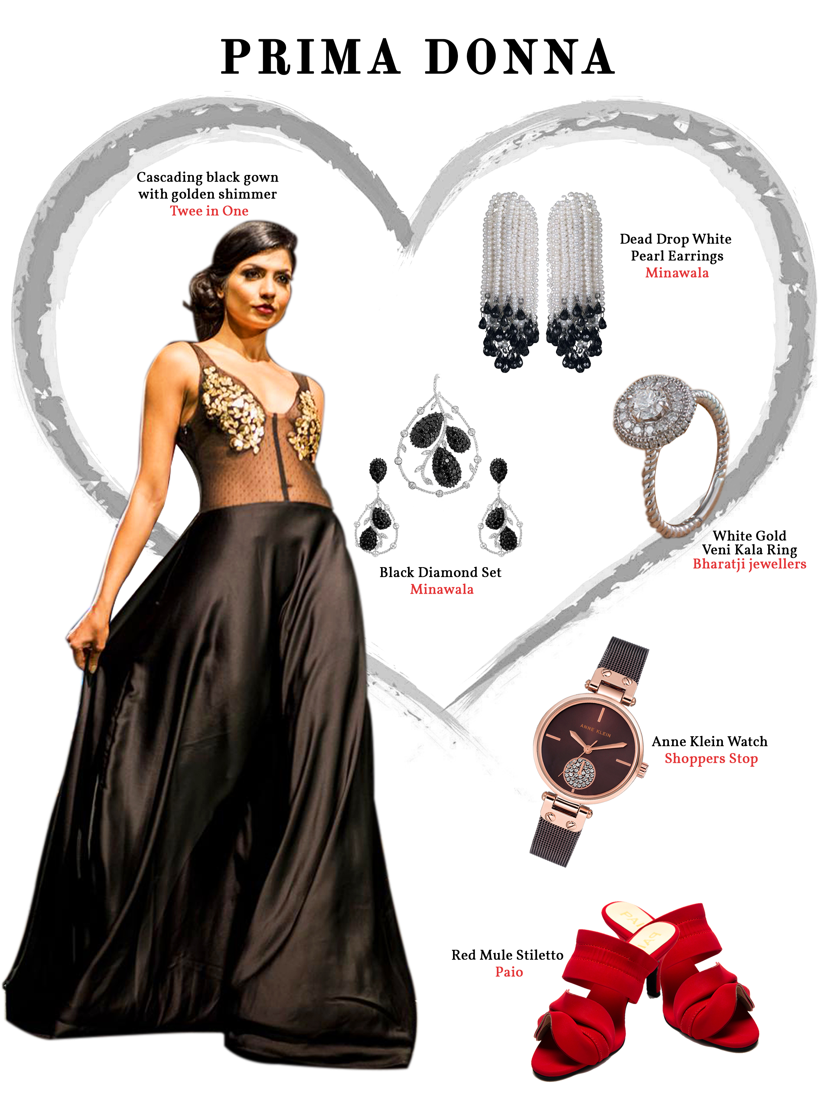 Ciceroni- Pick of the month – Valentine 's Day – Ahmedabad – shopping guide – gifting options – fashion and lifestyle – shopping for valentine's day – jewellery – Paio – Minawala – Titan – Body Cupid – Indian Dobby – Melorra – ToniQ – RK Jewellers - Twee in One - Studio Casa 9- Givenchy - Narayan Jewellers – Julia Roberts – Audrey Hepburn – Emma Stone – Breakfast at Tiffany's – Pretty Woman – La La Land- Bharatji Jewellers