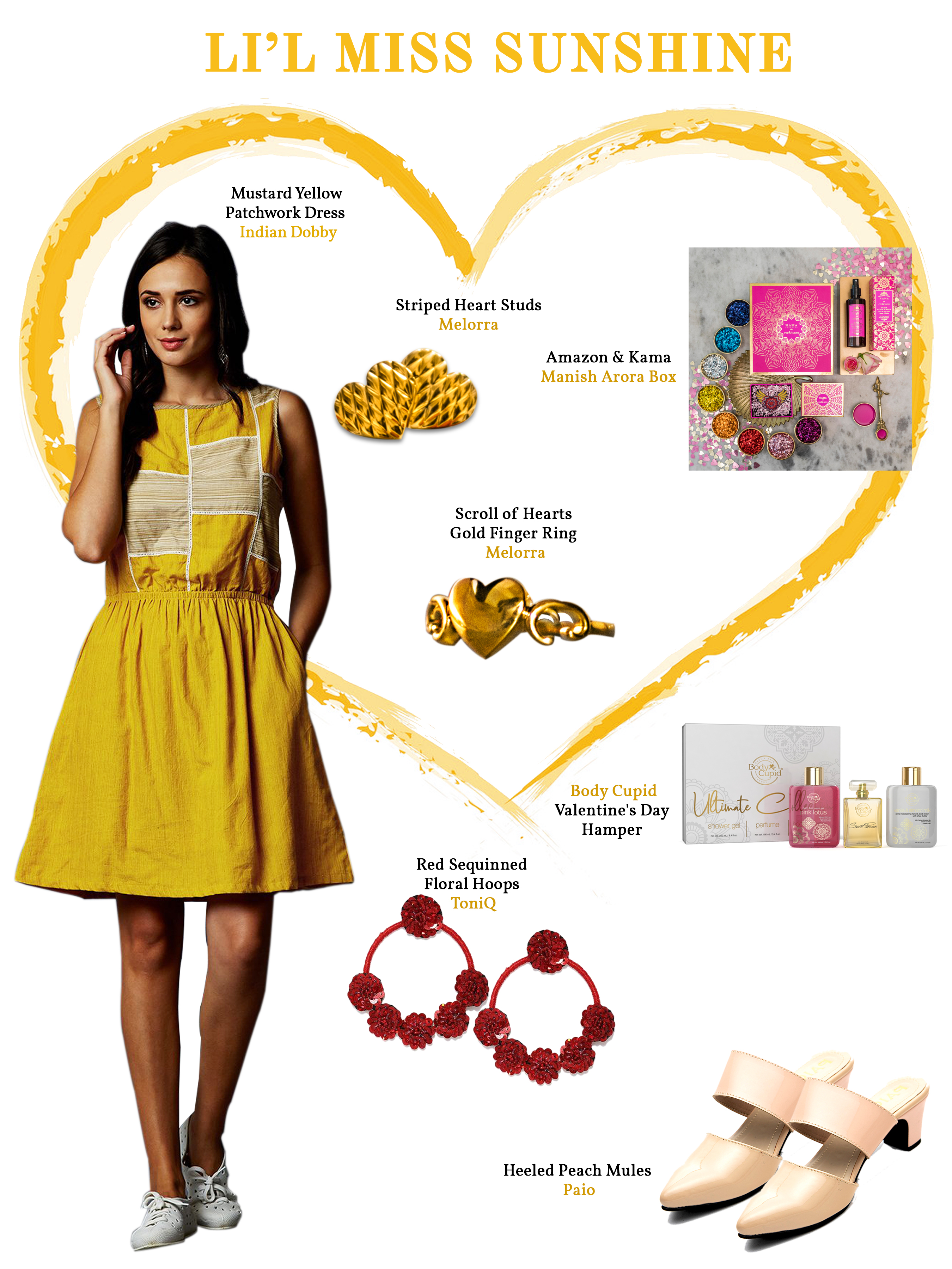Ciceroni- Pick of the month – Valentine 's Day – Ahmedabad – shopping guide – gifting options – fashion and lifestyle – shopping for valentine's day – jewellery – Paio – Minawala – Titan – Body Cupid – Indian Dobby – Melorra – ToniQ – RK Jewellers - Twee in One - Studio Casa 9- Givenchy - Narayan Jewellers – Julia Roberts – Audrey Hepburn – Emma Stone – Breakfast at Tiffany's – Pretty Woman – La La Land