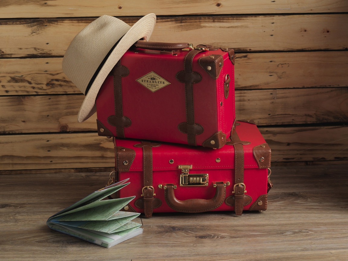 Invest in season's stylish luggage picks