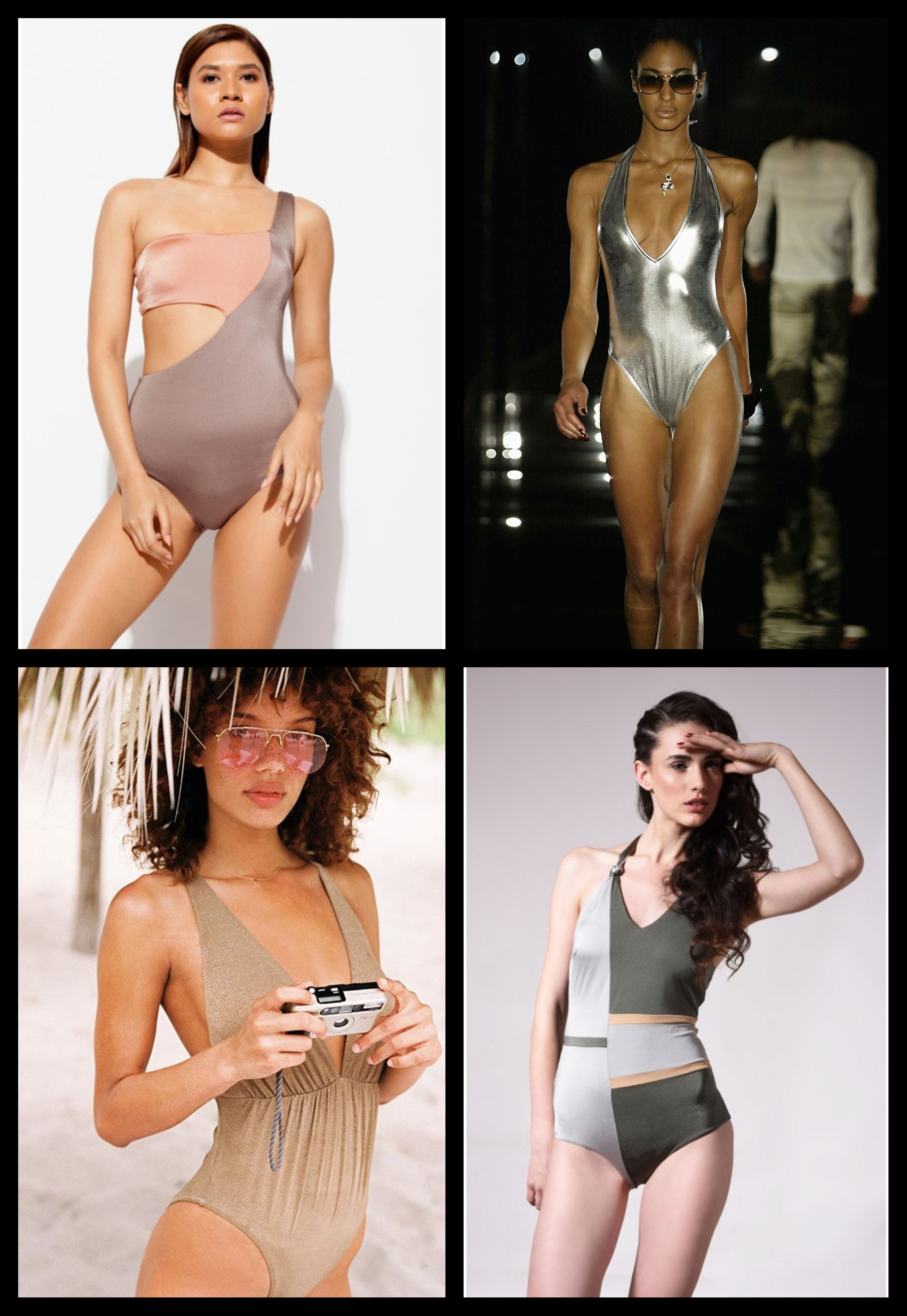 SUSTAINABLE SWIMWEAR is rising up the charts in India- Trend