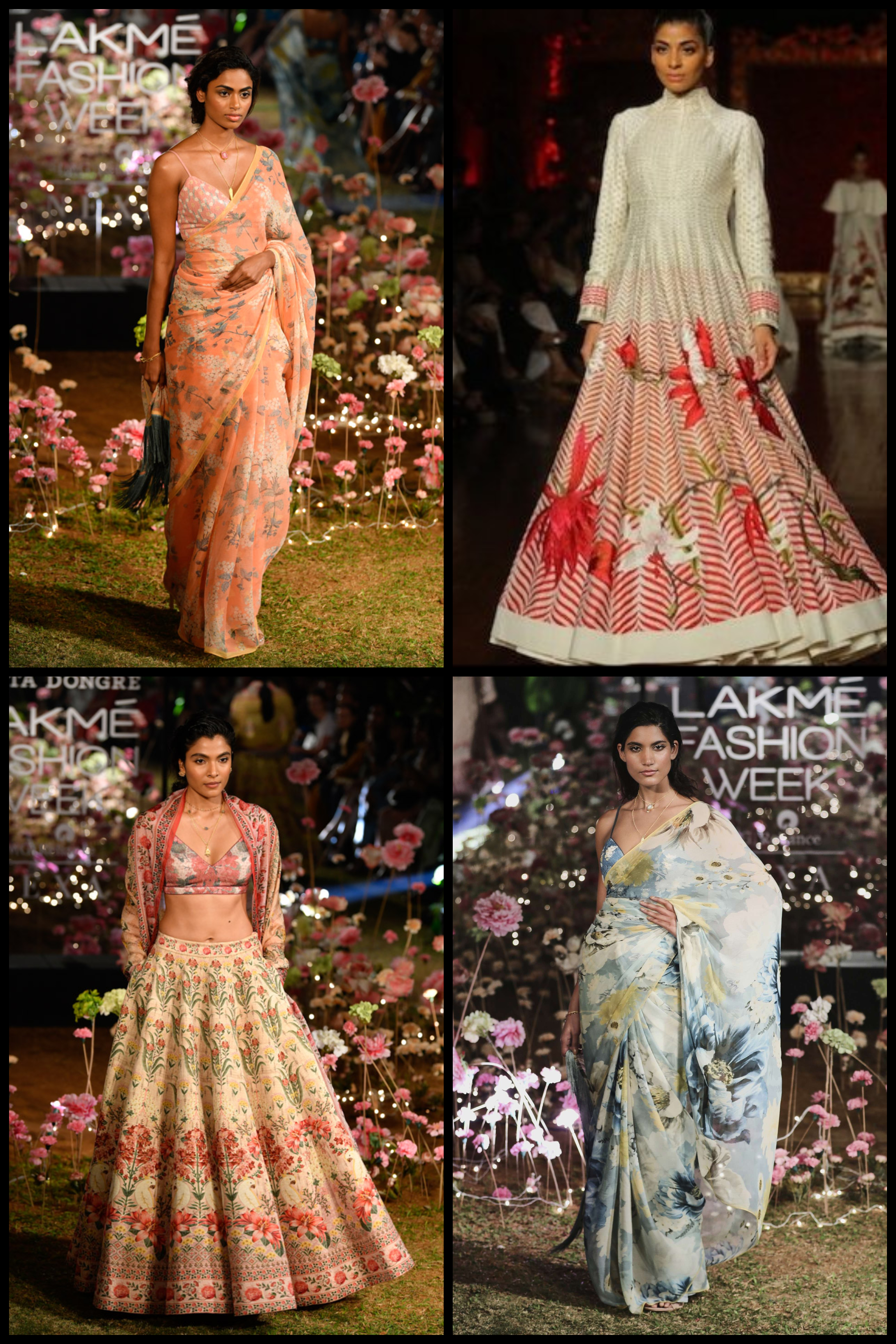 Less is more or More is more - Indian Bridal Fashion 2019