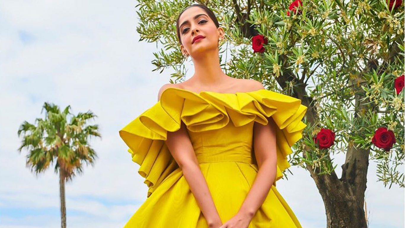 Ostentatious Bollywood Maximalism took centre stage at Cannes 2019