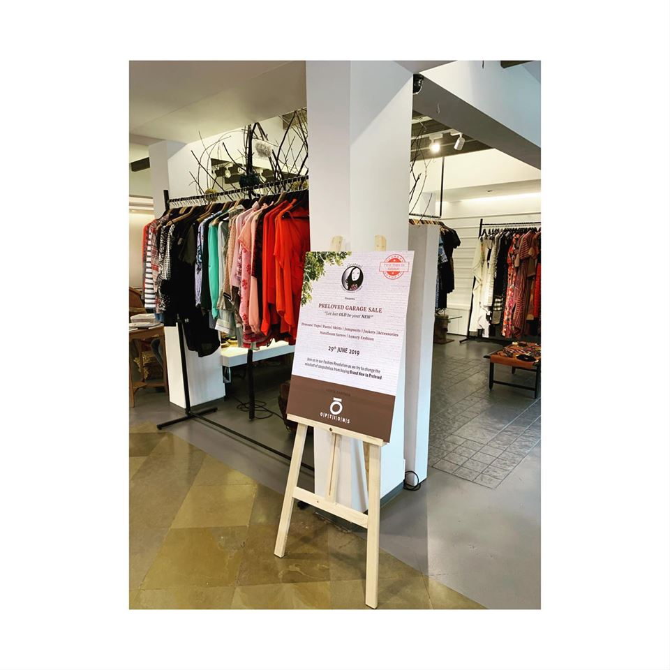 Ciceroni's Preloved Garage Sale kick-starts the new sustainable fashion movement in Ahmedabad