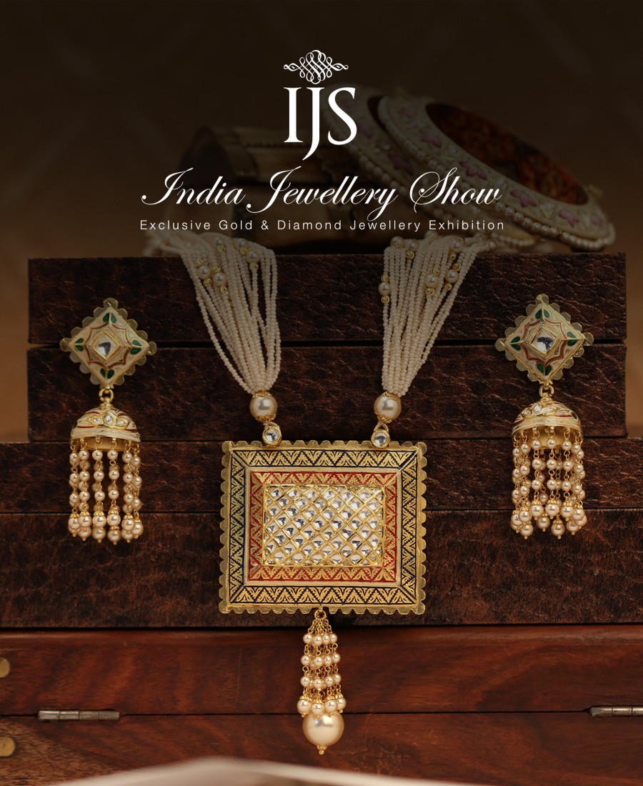 5 Bridal Jewellery Brands to Watch Out At India Jewellery Show 2019
