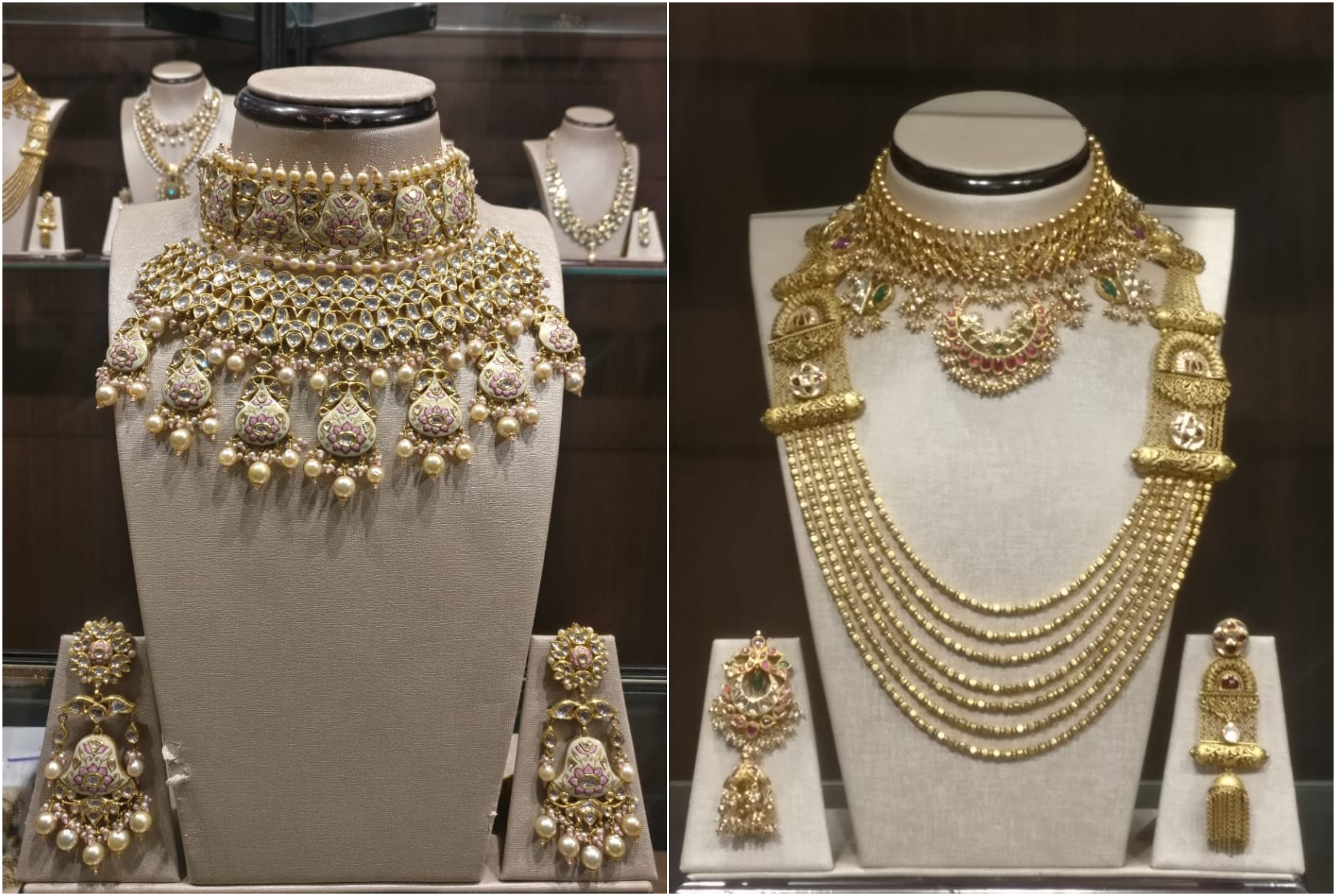 ciceroni- India Jewellery Show 2019 - Ahmedabad - Bridal jewellery shopping - jewellery shopping in Ahmedabad - Wedding shopping in Ahmedabad- Bridal jewellery- Wedding jewellery shopping - Ahmedabad - Mumbai -Surat