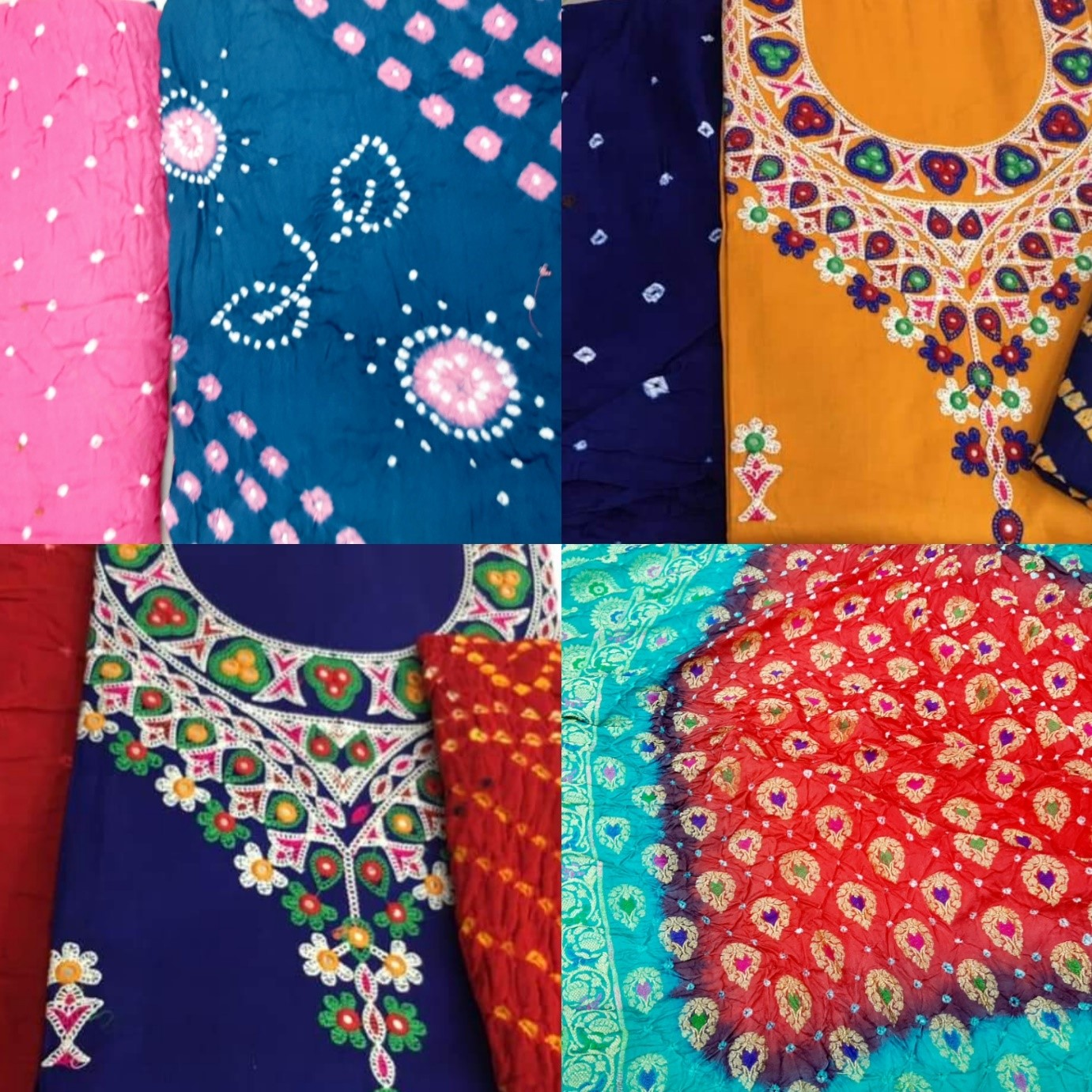 Bandhani suits, baroda prints, vadodara, yellow dress, bandhani, bandhej, embroidery,