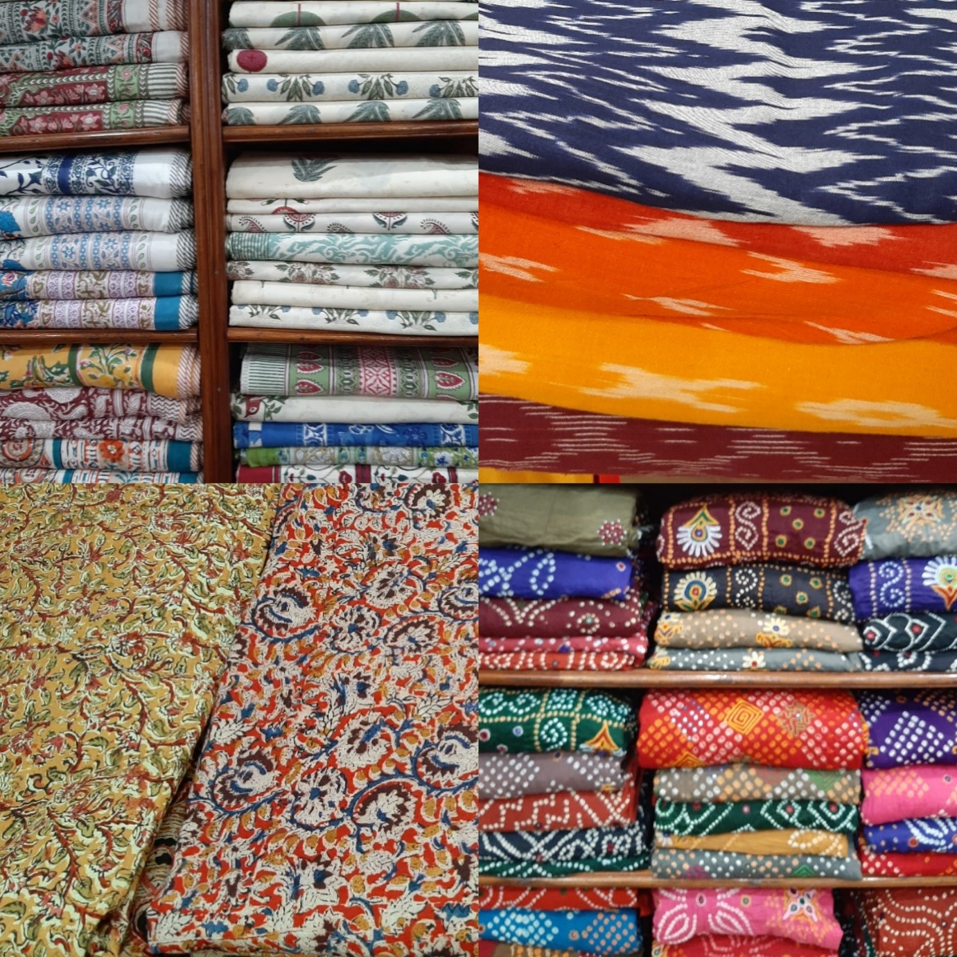 Vadodara, Baroda, shopping, fabrics, friendship,