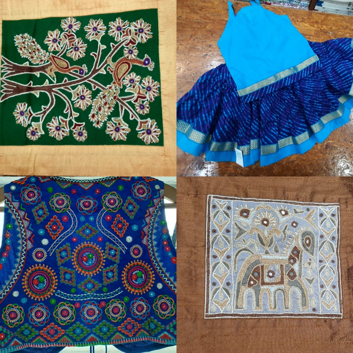 kids chaniya choli, navratri, garba, cushion cover, handicraft,