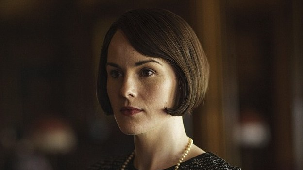 downtown abbey hairstyle
