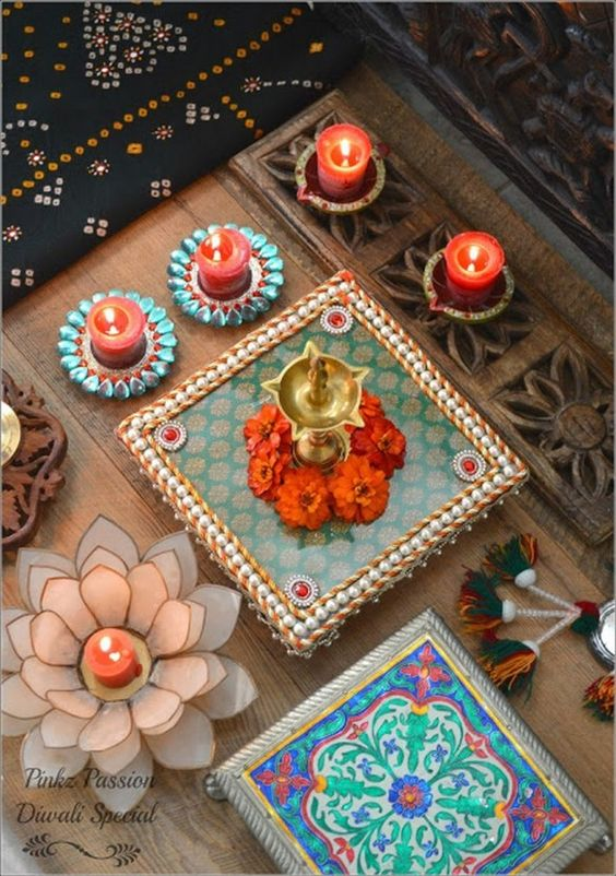 Theme Parties That will Brighten Up Your Diwali