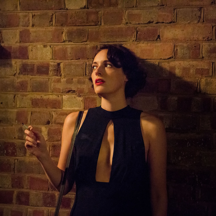 Frivolous, fine fashion in Fleabag
