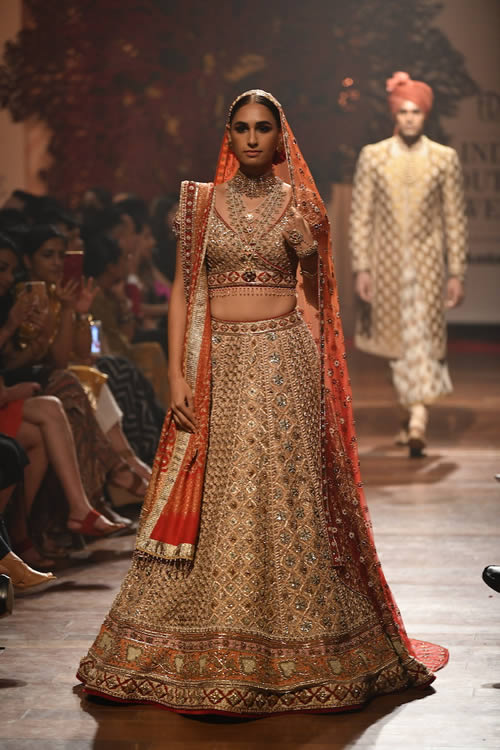 Tarun Tahiliani And His Love For Ahmedabad Kashida And Pastel Colours