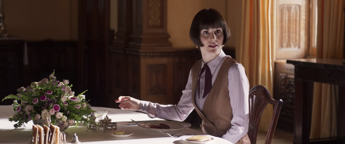 lady mary costume