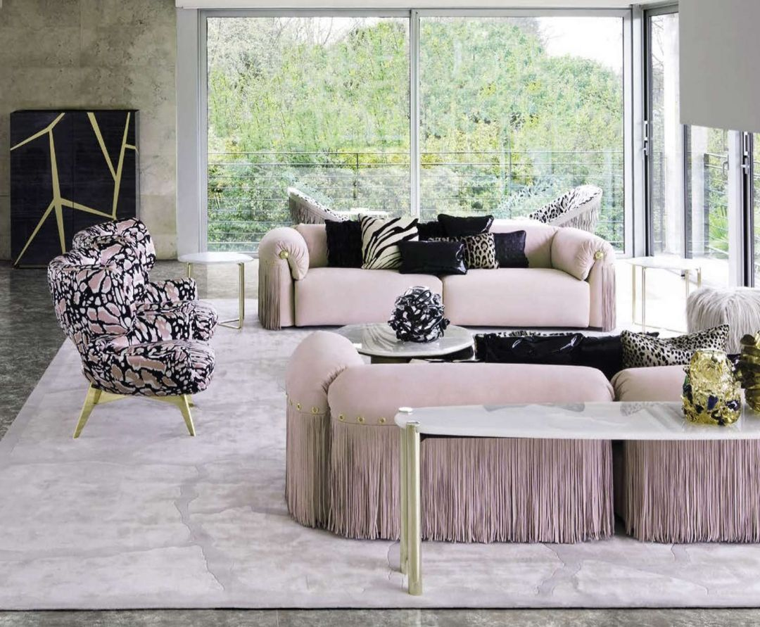 Home Decor The New Muse For Fashion Designers