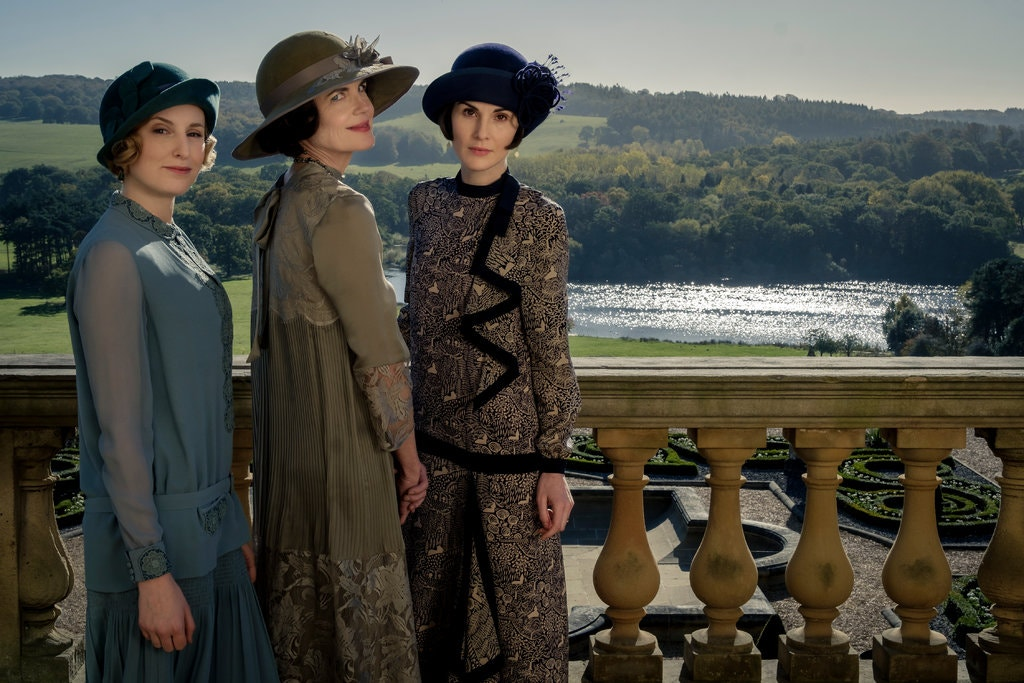 Charting Fashion and Style in Downton Abbey Costumes