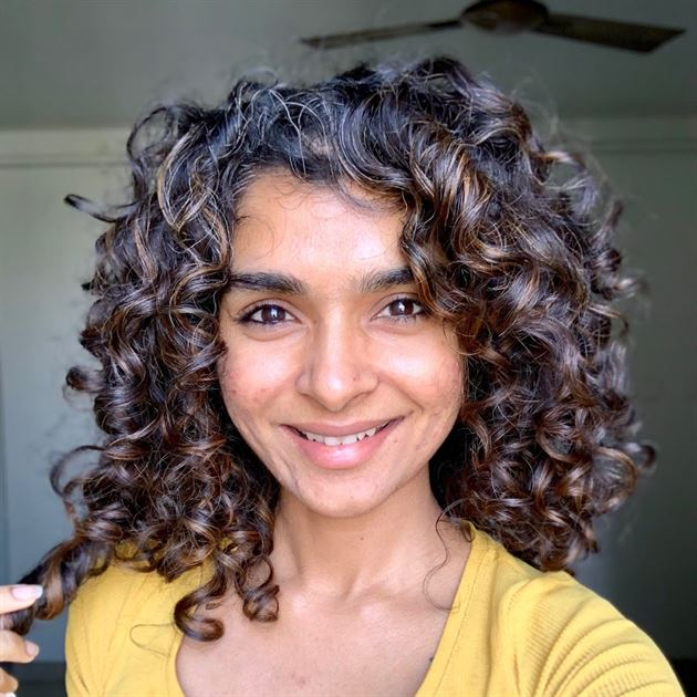 Curly Hair Movement In India