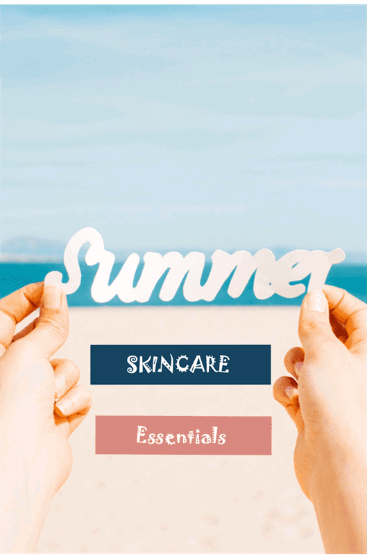 Ciceroni Beauty Picks: Summer Essentials