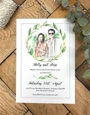 Ciceroni- your local shopping guide – Sustainable wedding – eco-friendly wedding – big fat Indian wedding – Indian weddings – weddings in India – Sustainable wedding décor – hand-painted wedding invitations – green wedding – wedding wastage – environmental friendly weddings – shuffling suitcases – vogue luxury weddings – Indian green weddings