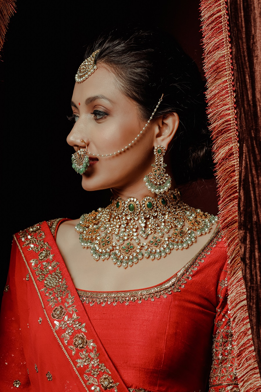 6 Classic Bridal Jewellery Must-Haves from Pooja Diamonds