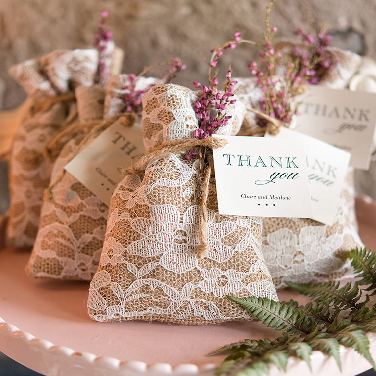 5 Labels to Bookmark for Interesting Wedding Favours this season