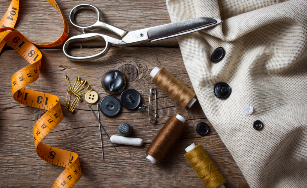 Upcycling and Mending – New Buzzword, Old Roots