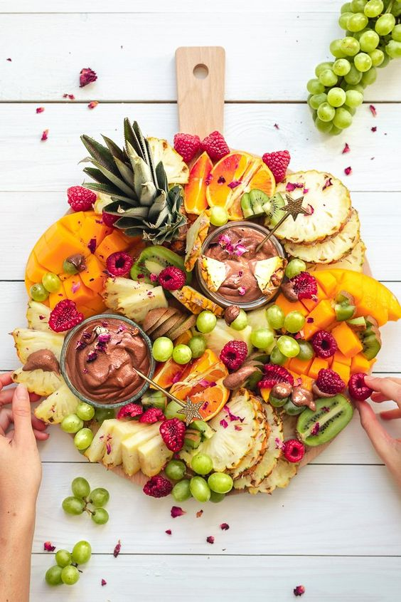 Tropical Grazing Platter
