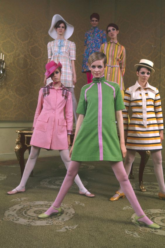 Twenties to Sixties Style in Fashion ~ Part 1