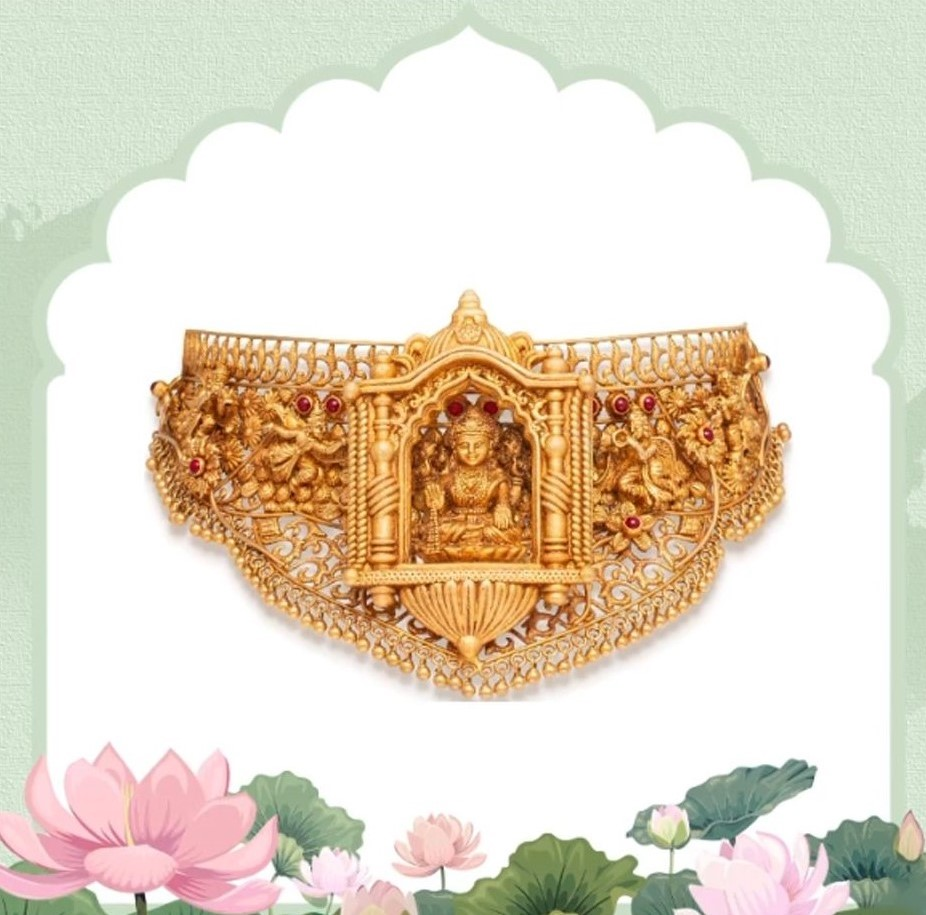 The Untold Story of Temple Jewellery – Onam Diaries