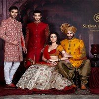 Seema Mehta - Label of Luxury
