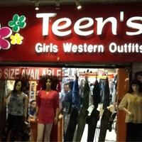 Teen's Girls Western Outfits
