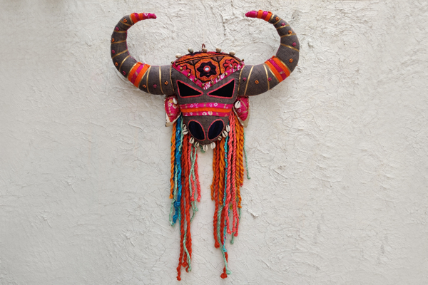 The bull Wall hanging