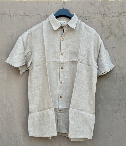 Vintage Natural String Shirt